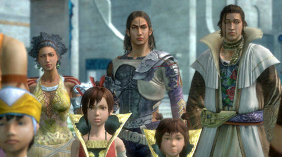 HD Quality Wallpaper | Collection: Video Game, 550x306 Lost Odyssey