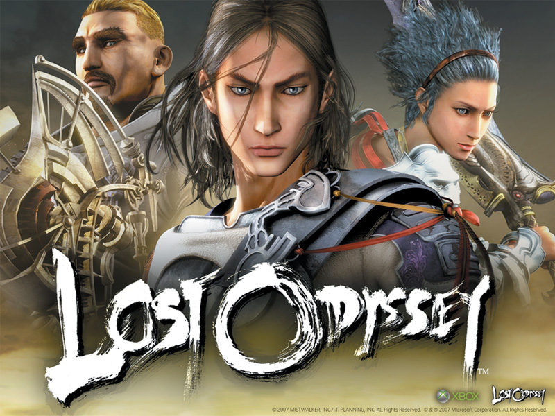 HQ Lost Odyssey Wallpapers | File 208.21Kb