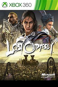 Lost Odyssey Pics, Video Game Collection