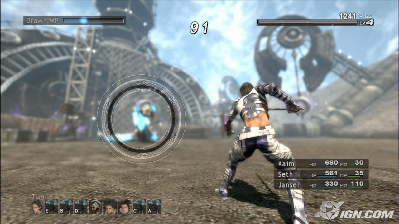Images of Lost Odyssey | 1280x720
