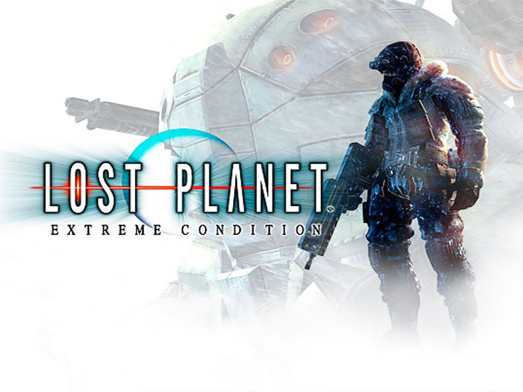 HQ Lost Planet Wallpapers | File 92.75Kb