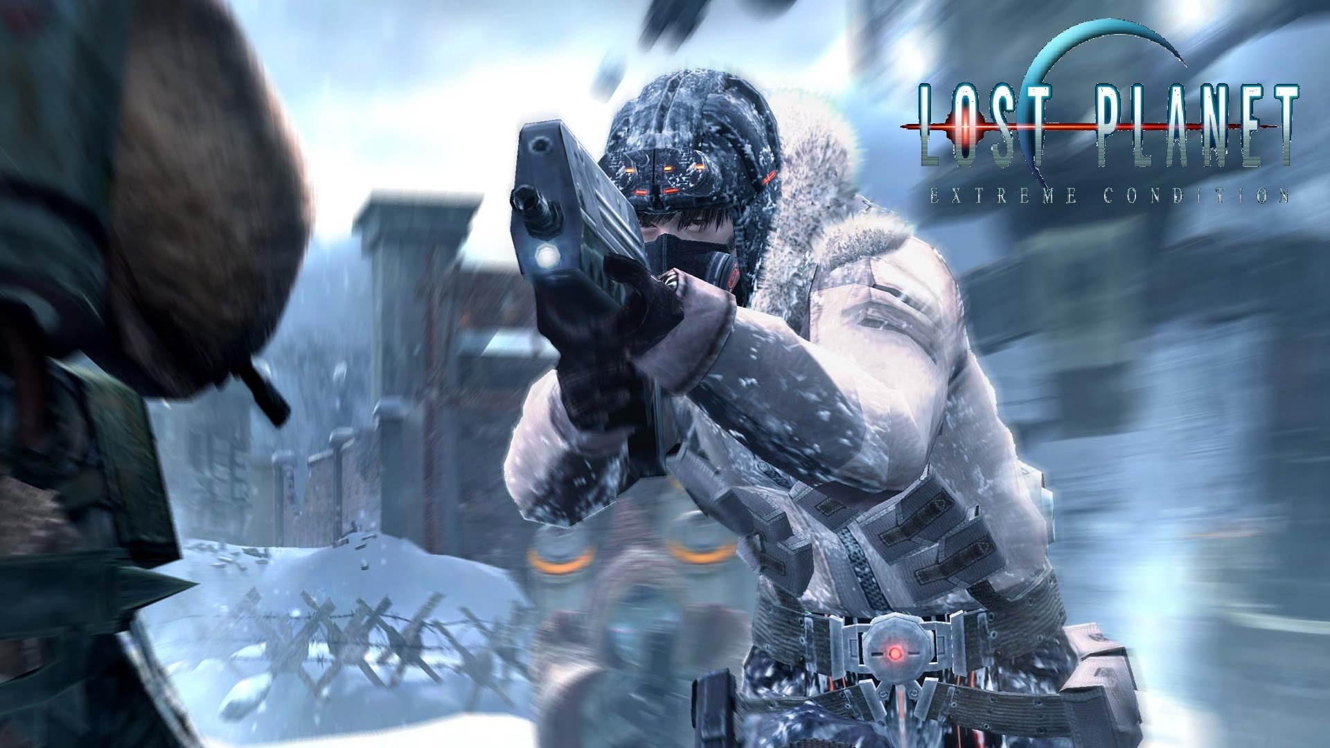 HD Quality Wallpaper | Collection: Video Game, 1920x1080 Lost Planet