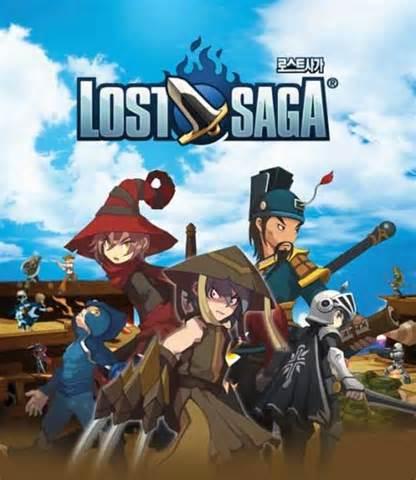 Lost Saga North America Pics, Video Game Collection