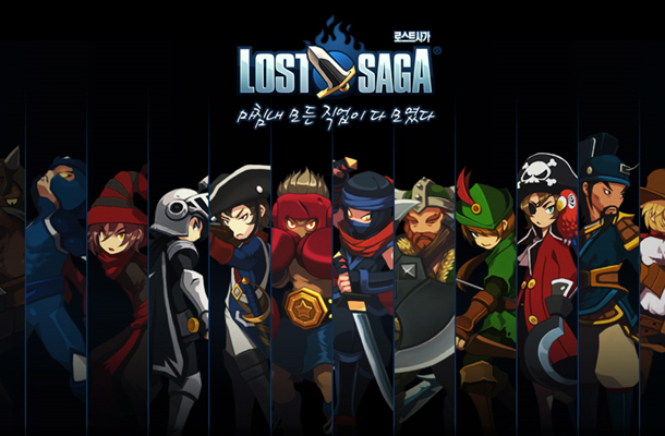 Lost Saga North America Backgrounds, Compatible - PC, Mobile, Gadgets| 610x400 px