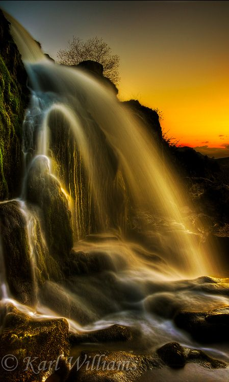 Images of Loup Of Fintry Waterfall   449x747
