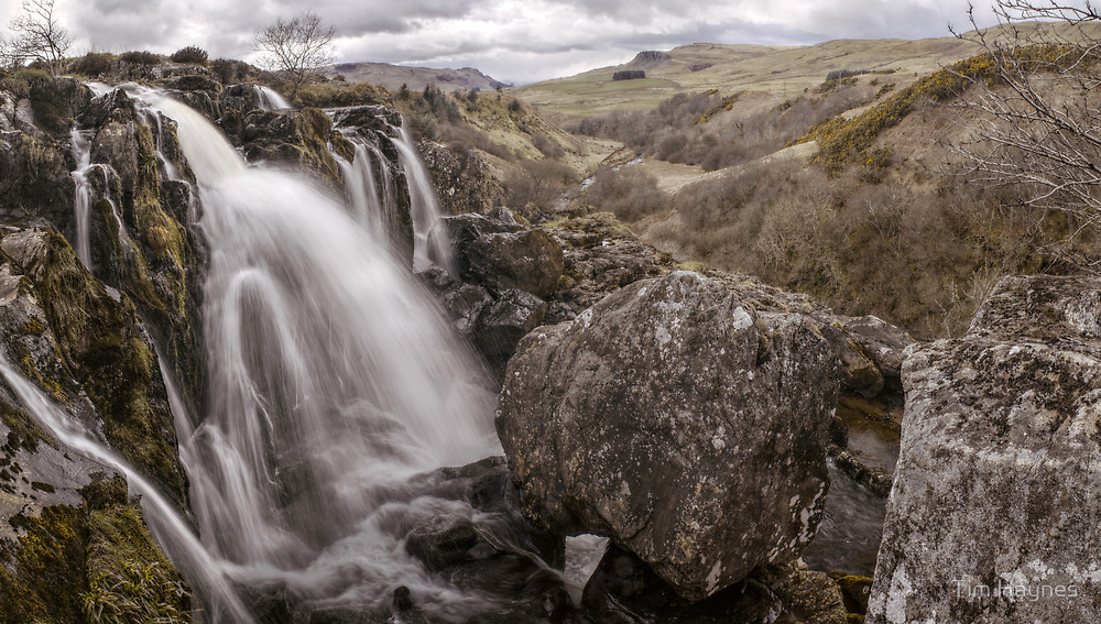 Loup Of Fintry Waterfall Pics, Earth Collection