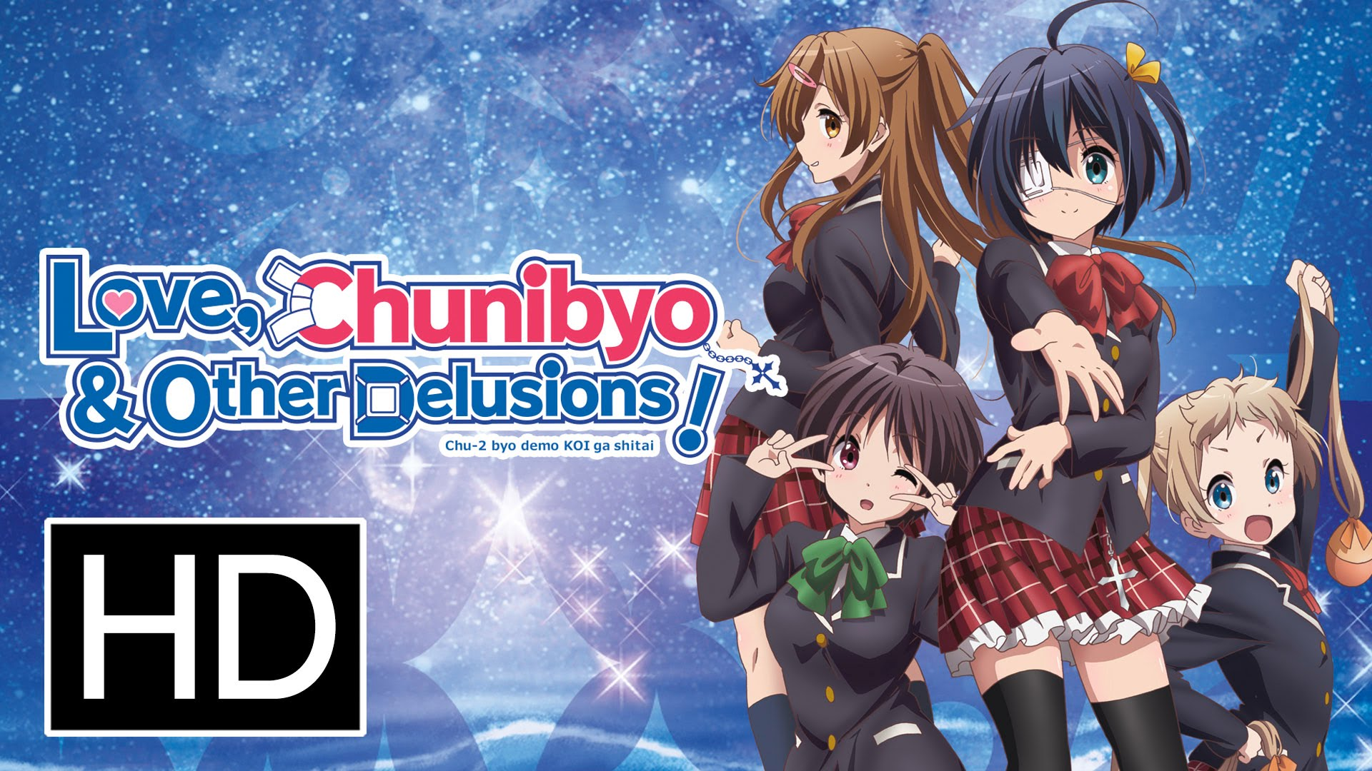 Love Chunibyo Other Delusions Wallpapers Anime Hq Love