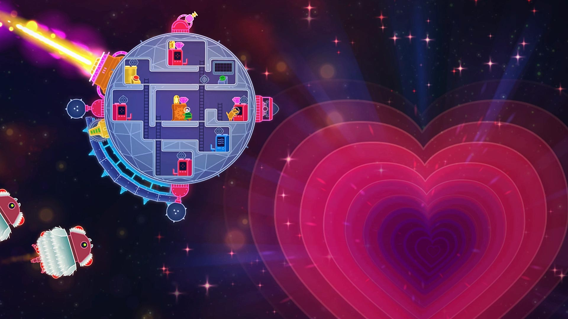 1920x1080 > Lovers In A Dangerous Spacetime Wallpapers