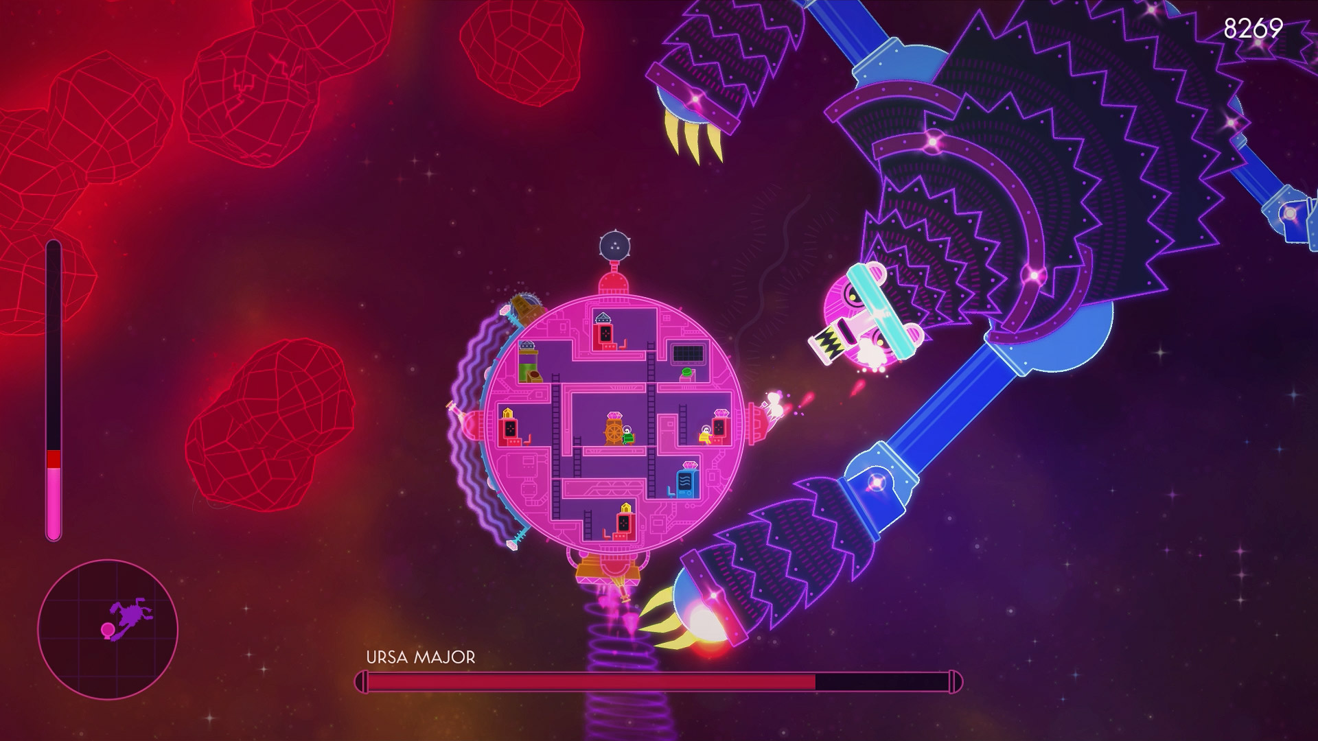 High Resolution Wallpaper | Lovers In A Dangerous Spacetime 1920x1080 px