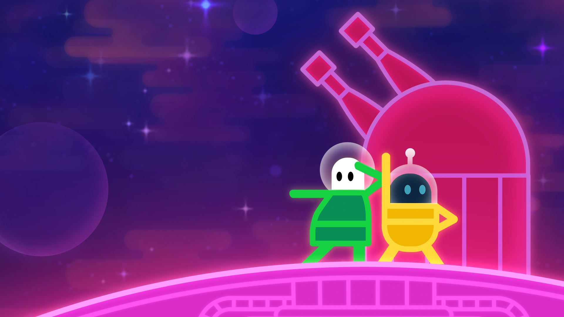 Most Viewed Lovers In A Dangerous Spacetime Wallpapers 4k Wallpapers