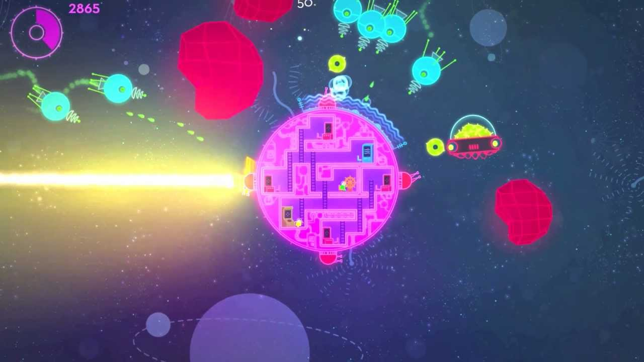Images of Lovers In A Dangerous Spacetime | 1280x720