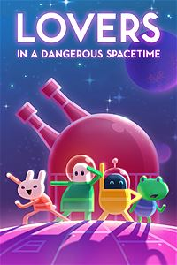 Lovers In A Dangerous Spacetime Pics, Video Game Collection