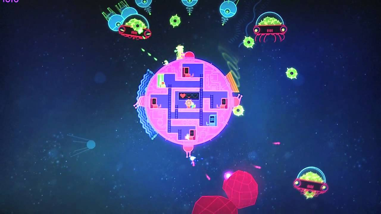 HQ Lovers In A Dangerous Spacetime Wallpapers | File 57.79Kb