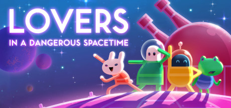 High Resolution Wallpaper | Lovers In A Dangerous Spacetime 460x215 px