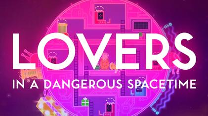High Resolution Wallpaper | Lovers In A Dangerous Spacetime 421x236 px