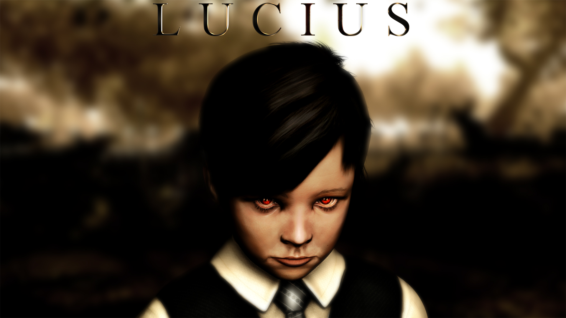 Lucius Pics, Video Game Collection