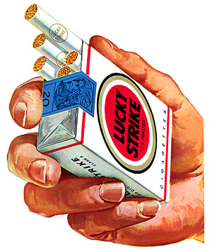 Lucky Strike Backgrounds, Compatible - PC, Mobile, Gadgets  300x354 px