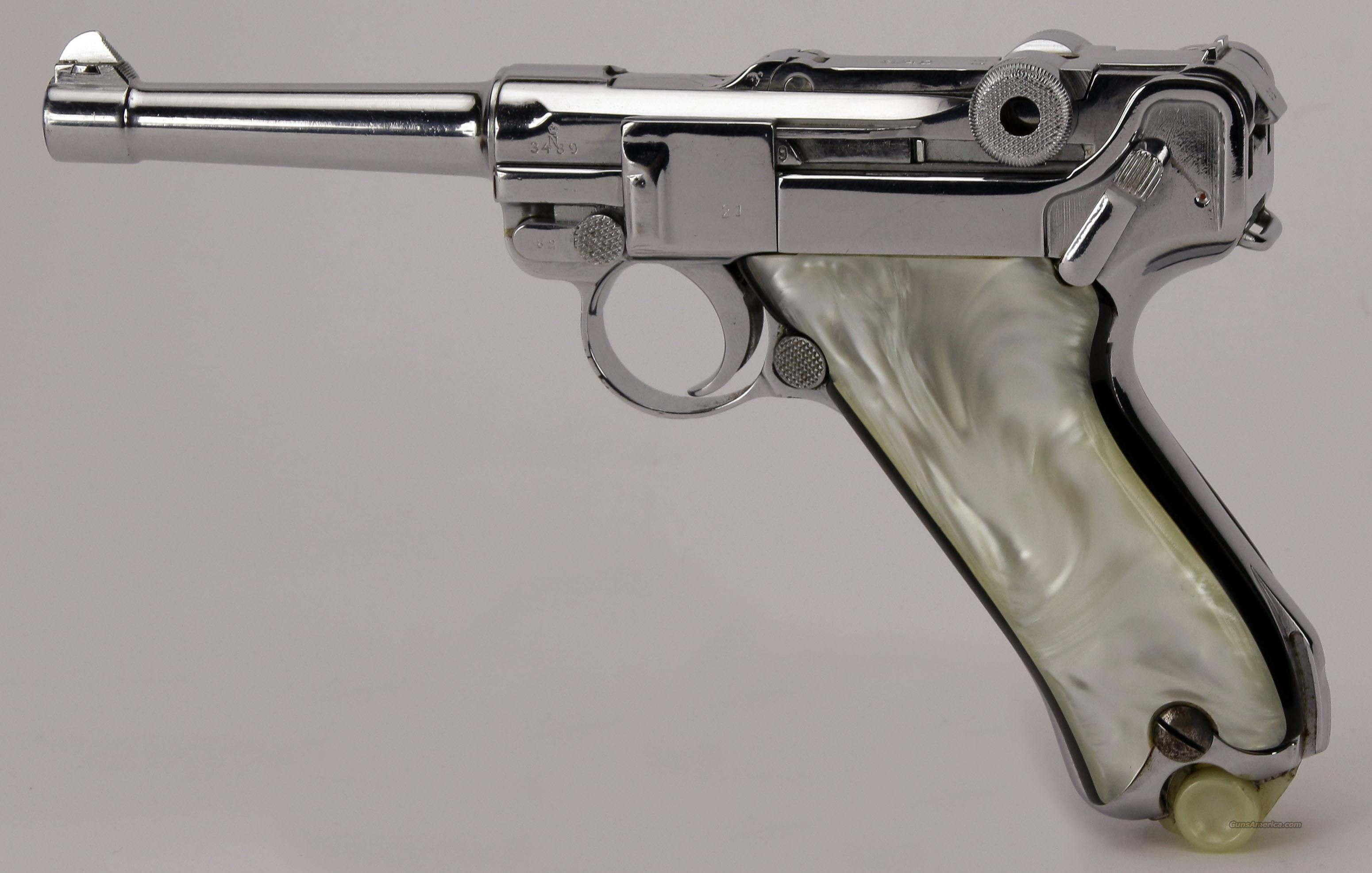 Amazing Luger Pistol Pictures & Backgrounds
