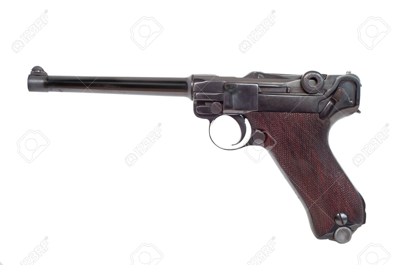 Luger P08 Pistol Pics, Weapons Collection