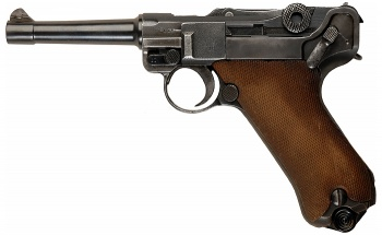Nice wallpapers Luger P08 Pistol 350x215px