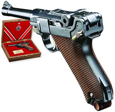 Luger P08 Pistol Backgrounds, Compatible - PC, Mobile, Gadgets| 400x390 px