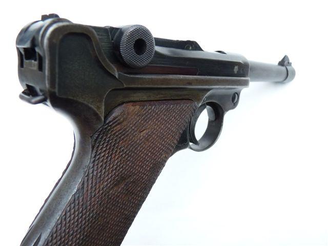 Nice Images Collection: Luger P08 Pistol Desktop Wallpapers