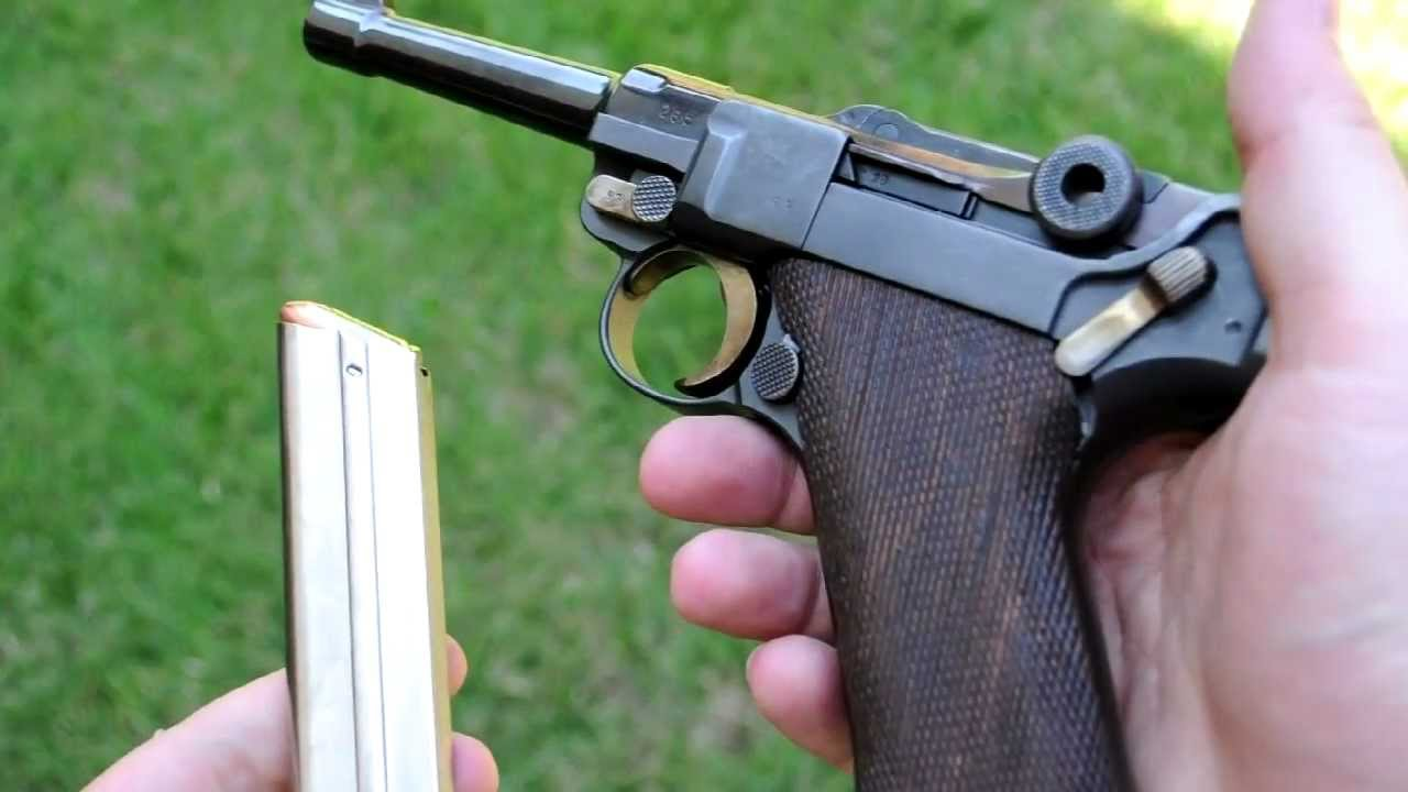 Luger P08 Pistol Backgrounds on Wallpapers Vista