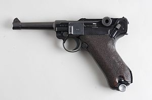 Luger P08 Pistol High Quality Background on Wallpapers Vista