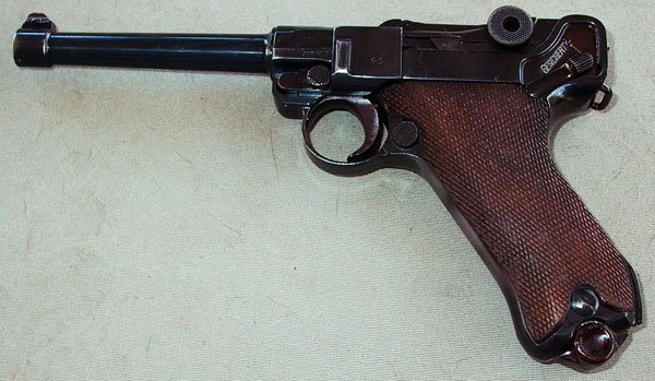 Luger Pistol Pics, Weapons Collection