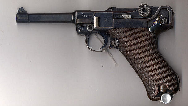 Images of Luger P08 Pistol | 608x343