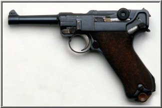 Images of Luger P08 Pistol | 324x216