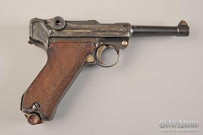 Luger P08 Pistol Backgrounds, Compatible - PC, Mobile, Gadgets| 648x432 px