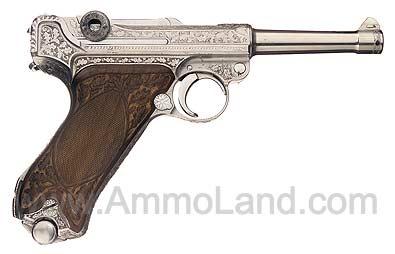 Luger Pistol Backgrounds, Compatible - PC, Mobile, Gadgets| 395x254 px