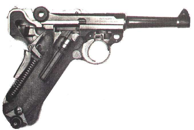 Luger Pistol Backgrounds on Wallpapers Vista