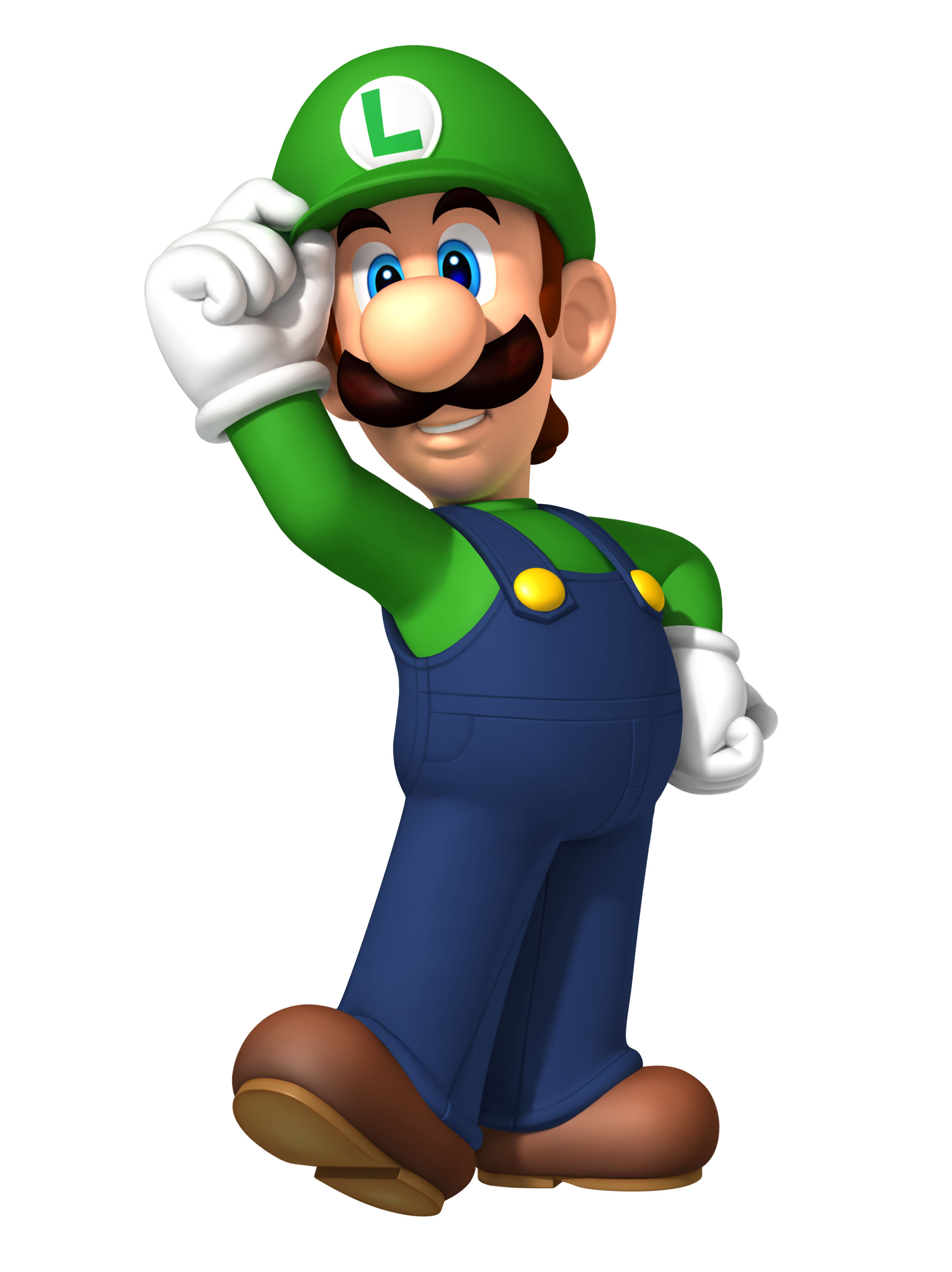 High Resolution Wallpaper | Luigi 2240x2992 px