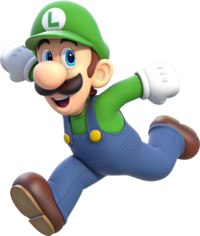 Luigi Pics, Video Game Collection