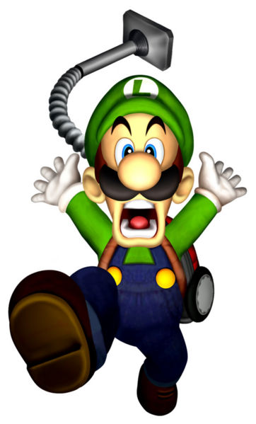 Nice Images Collection: Luigi Desktop Wallpapers