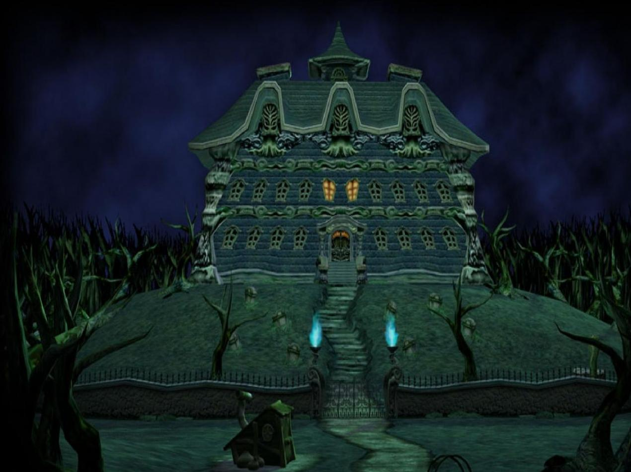 Luigi's Mansion Backgrounds, Compatible - PC, Mobile, Gadgets| 1270x950 px