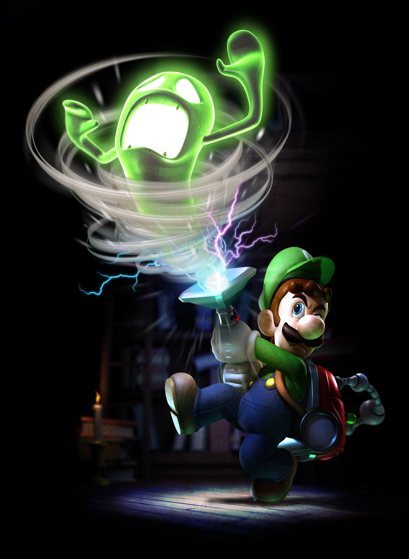 Amazing Luigi's Mansion 2 Pictures & Backgrounds