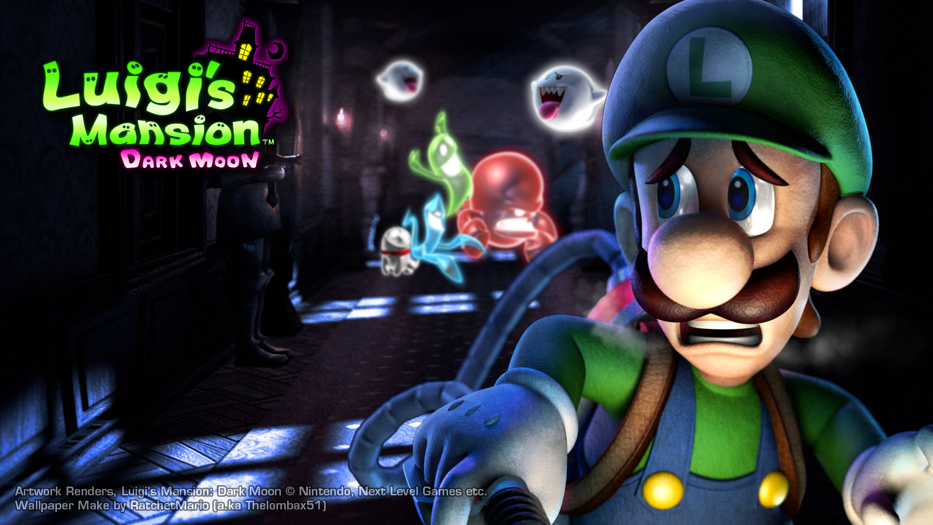 Images of Luigi's Mansion 2 | 1920x1080