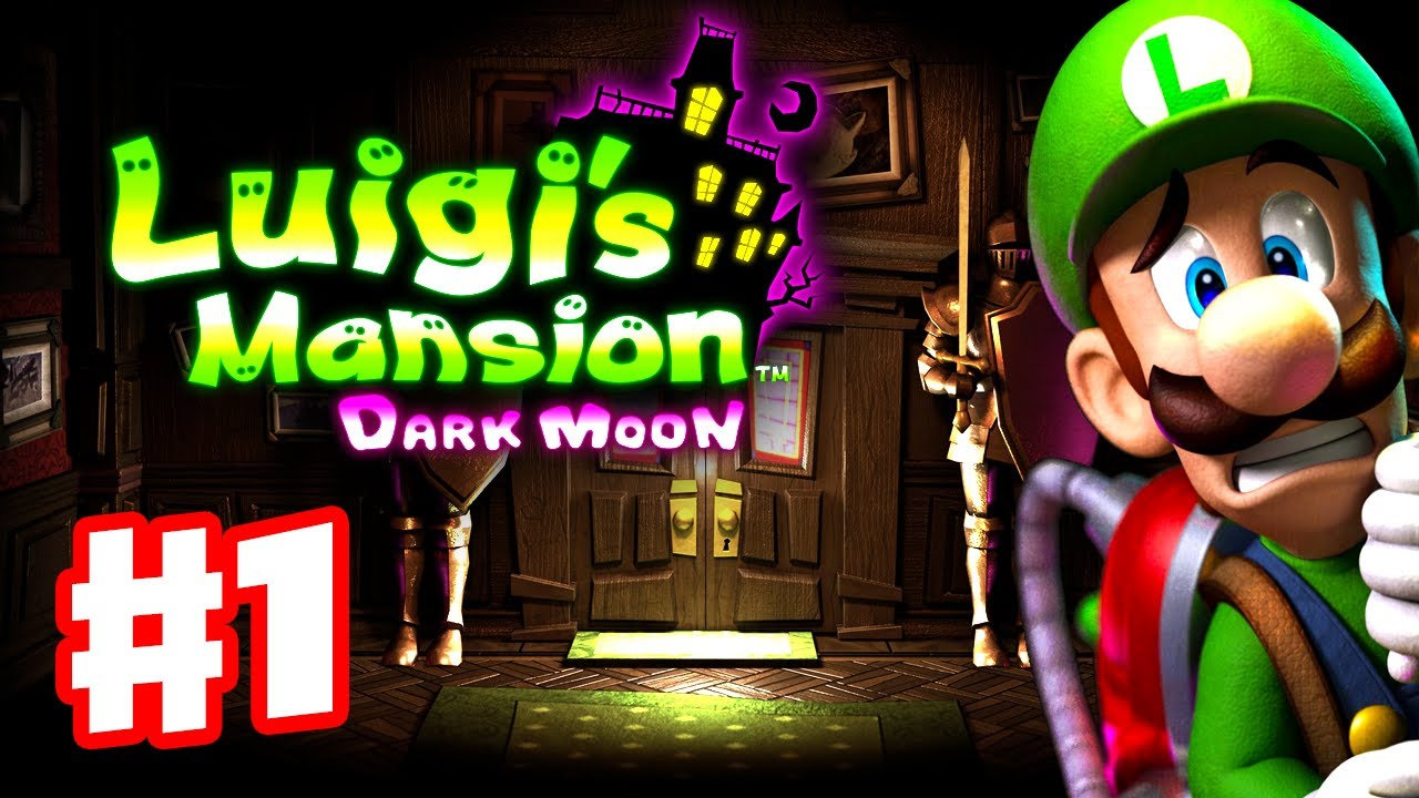 Luigi's Mansion 2 Backgrounds on Wallpapers Vista
