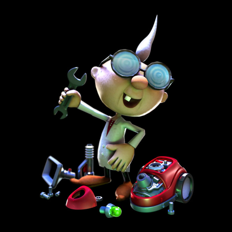 HD Quality Wallpaper | Collection: Video Game, 800x800 Luigi's Mansion