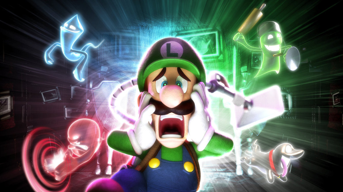 Luigi's Mansion 2 High Quality Background on Wallpapers Vista