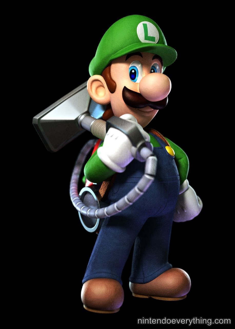 HQ Luigi's Mansion 2 Wallpapers | File 106.09Kb