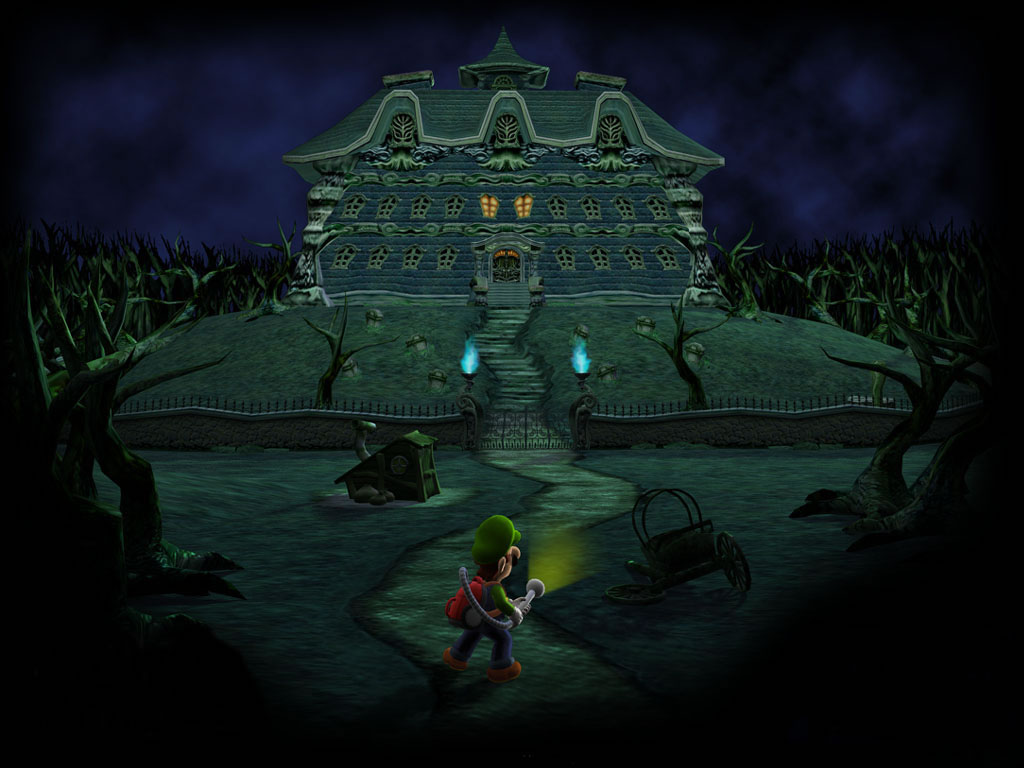 HQ Luigi's Mansion Wallpapers | File 111.85Kb