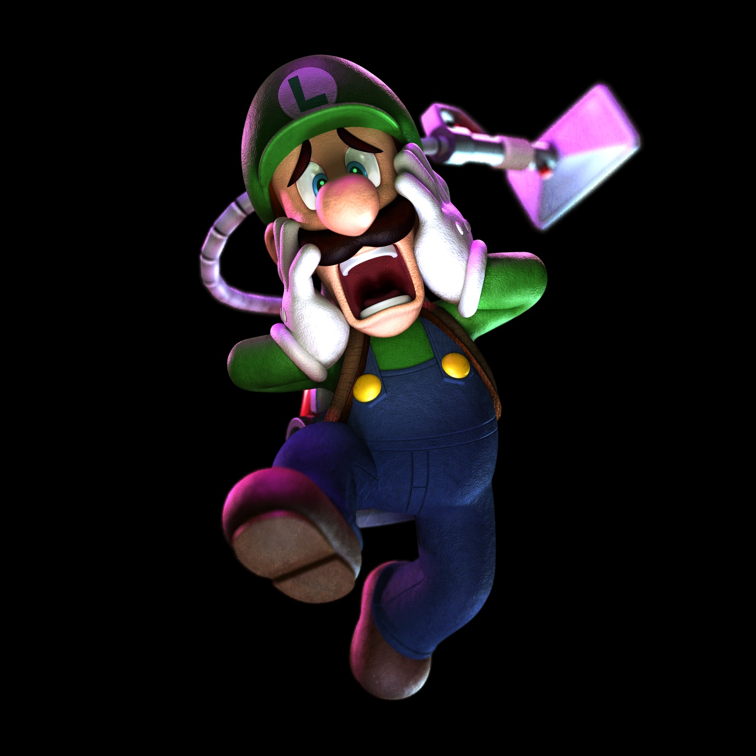 Luigi's Mansion Pics, Video Game Collection