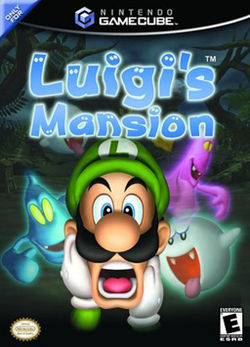 HD Quality Wallpaper | Collection: Video Game, 250x347 Luigi's Mansion
