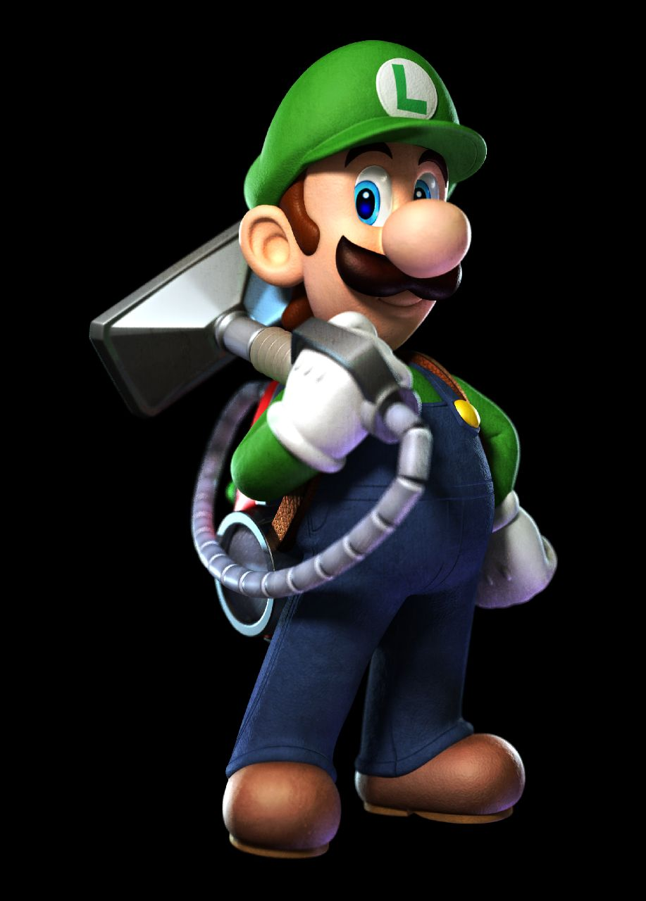HQ Luigi's Mansion Wallpapers | File 74.89Kb