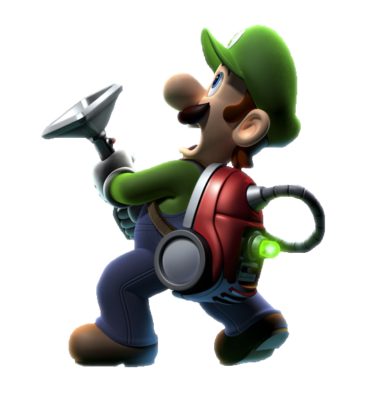 High Resolution Wallpaper | Luigi's Mansion 560x576 px