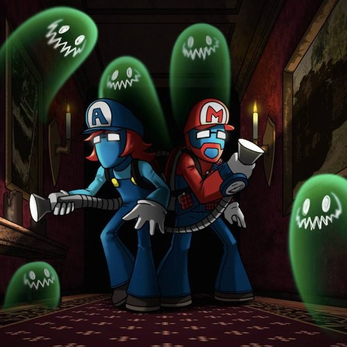 HD Quality Wallpaper | Collection: Video Game, 500x500 Luigi's Mansion